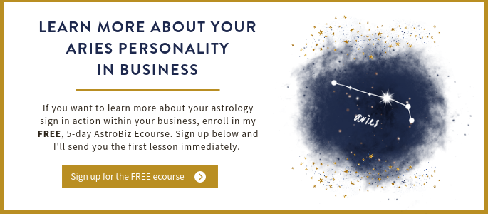 Aries birthday reading 2019 — The Business Mystic