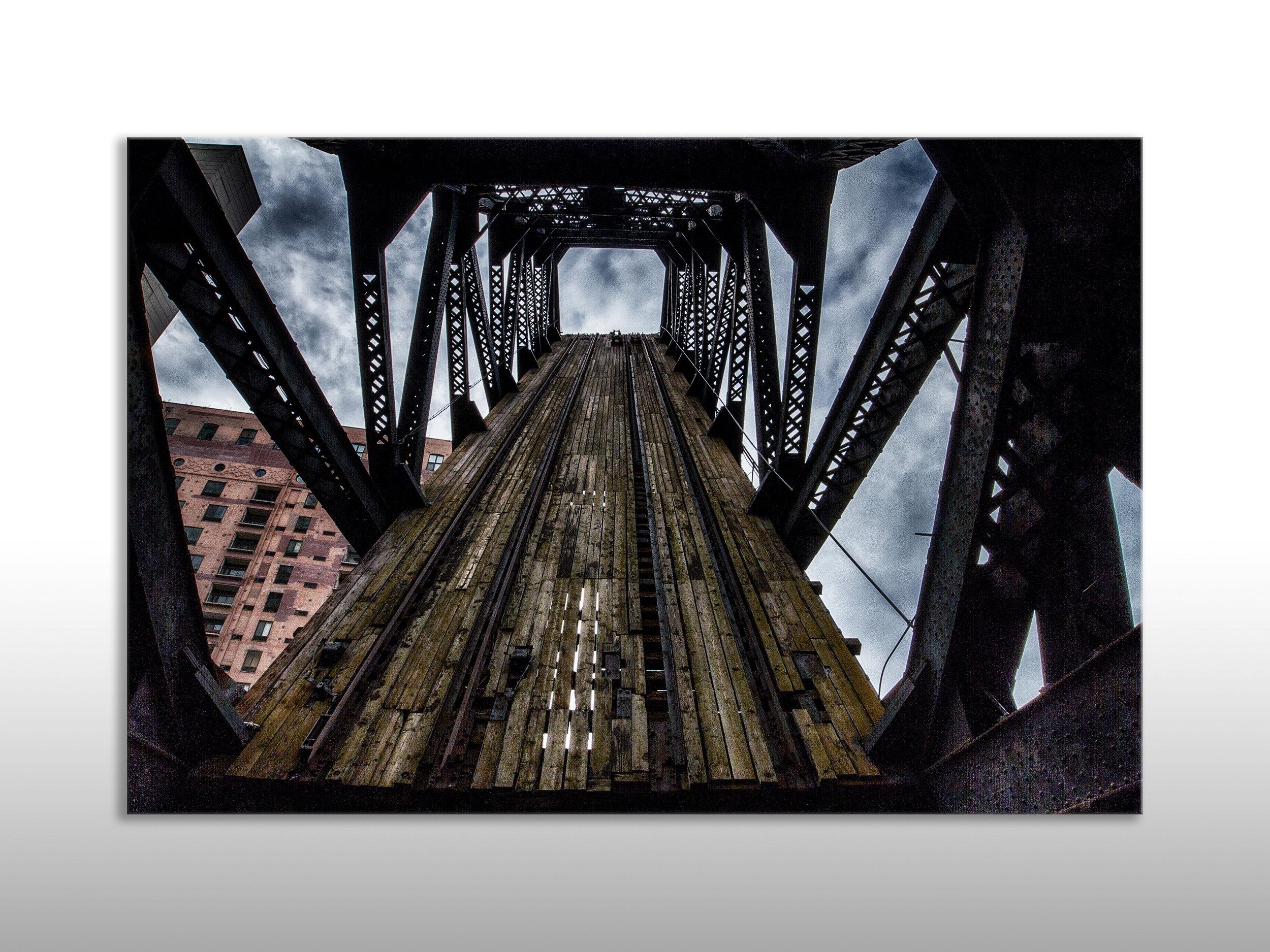 Kinzie St Bridge Up.jpg