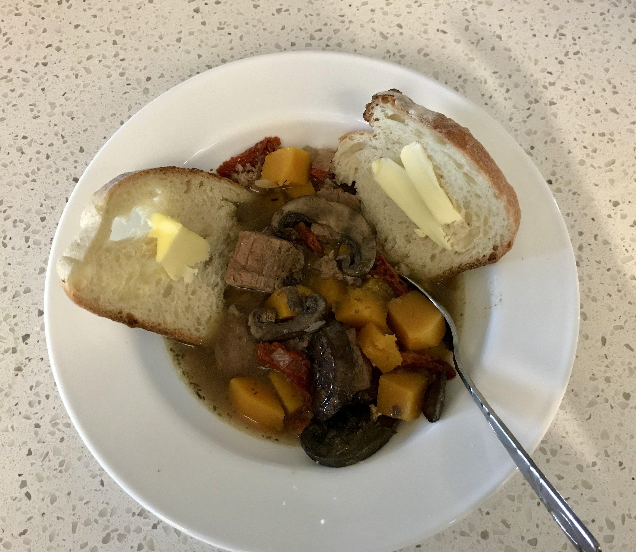Giada's Beef Stew Recipe