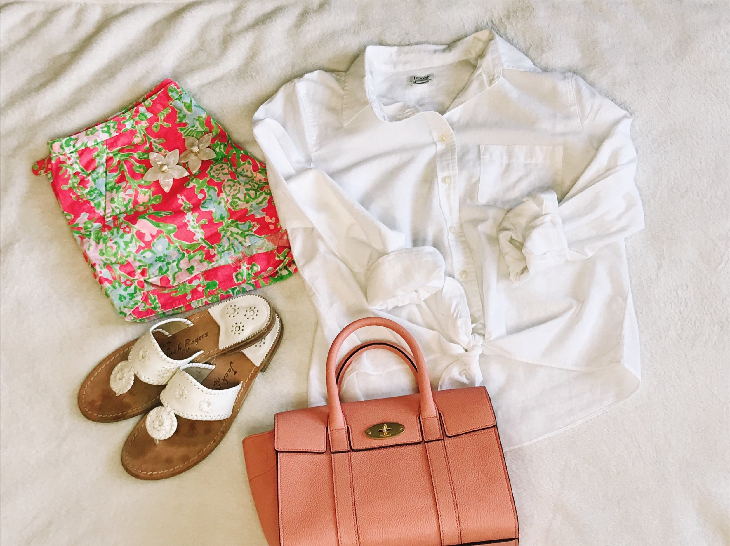 Summer Wardrobe Staples