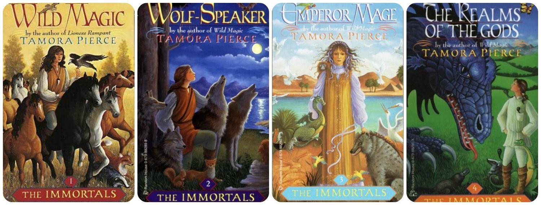The Immortals Quartet