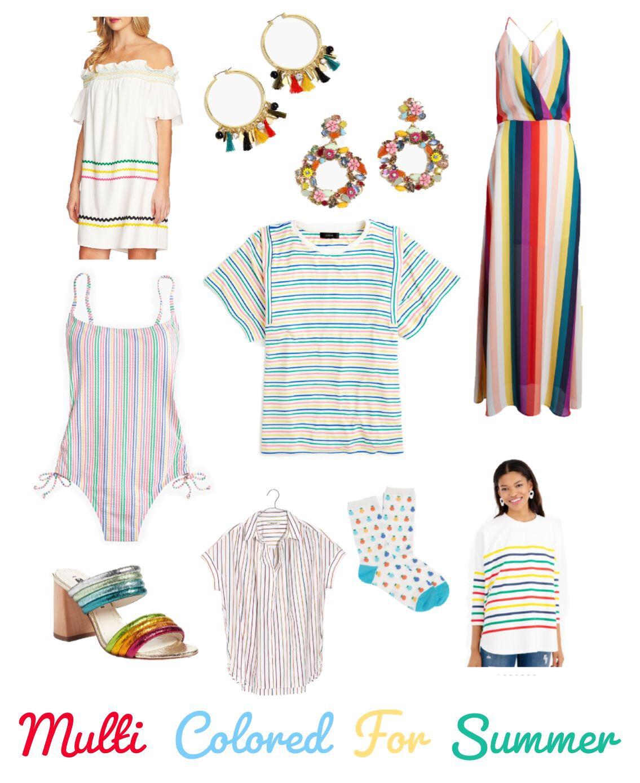 Multi-Colored Stripes