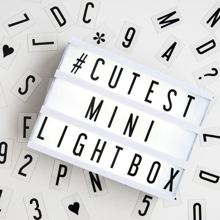 Mini Lighbox