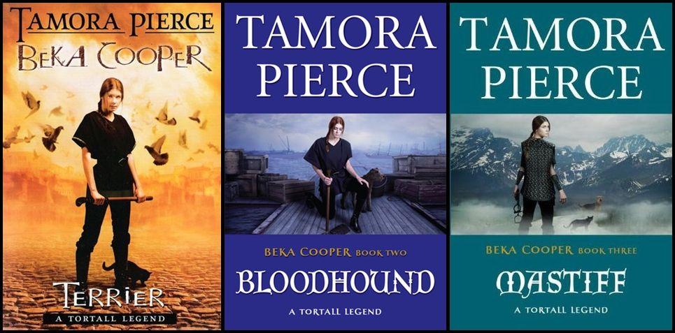 Beka Cooper Trilogy