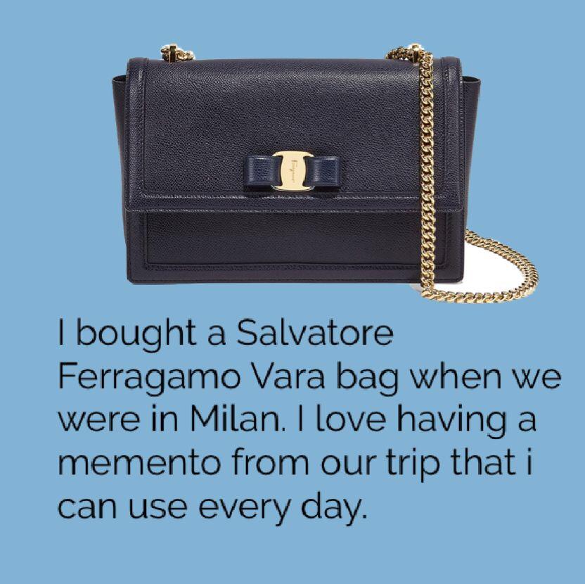 Salvatore Ferragamo Vara Bag