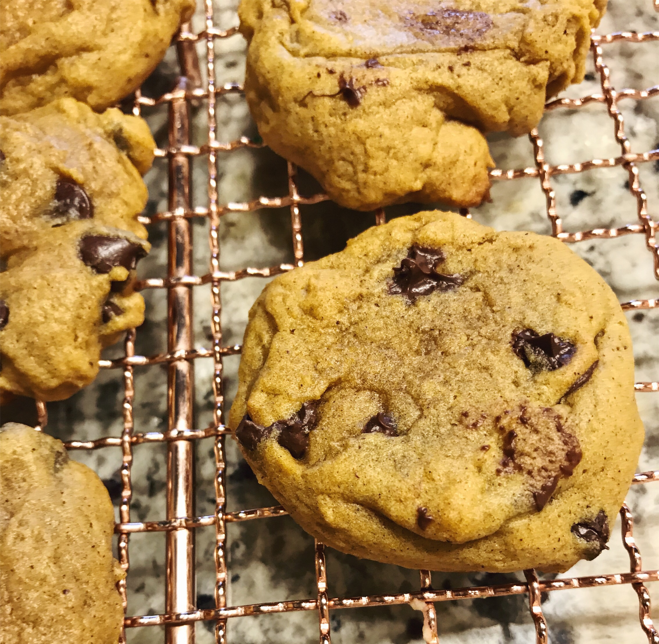 The Best Pumpkin Cookie Recipe