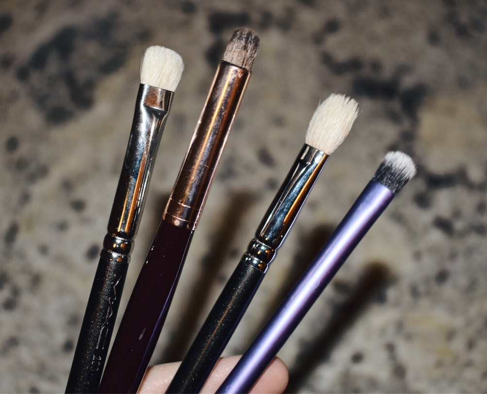 Essential Eye Makeup Brushes