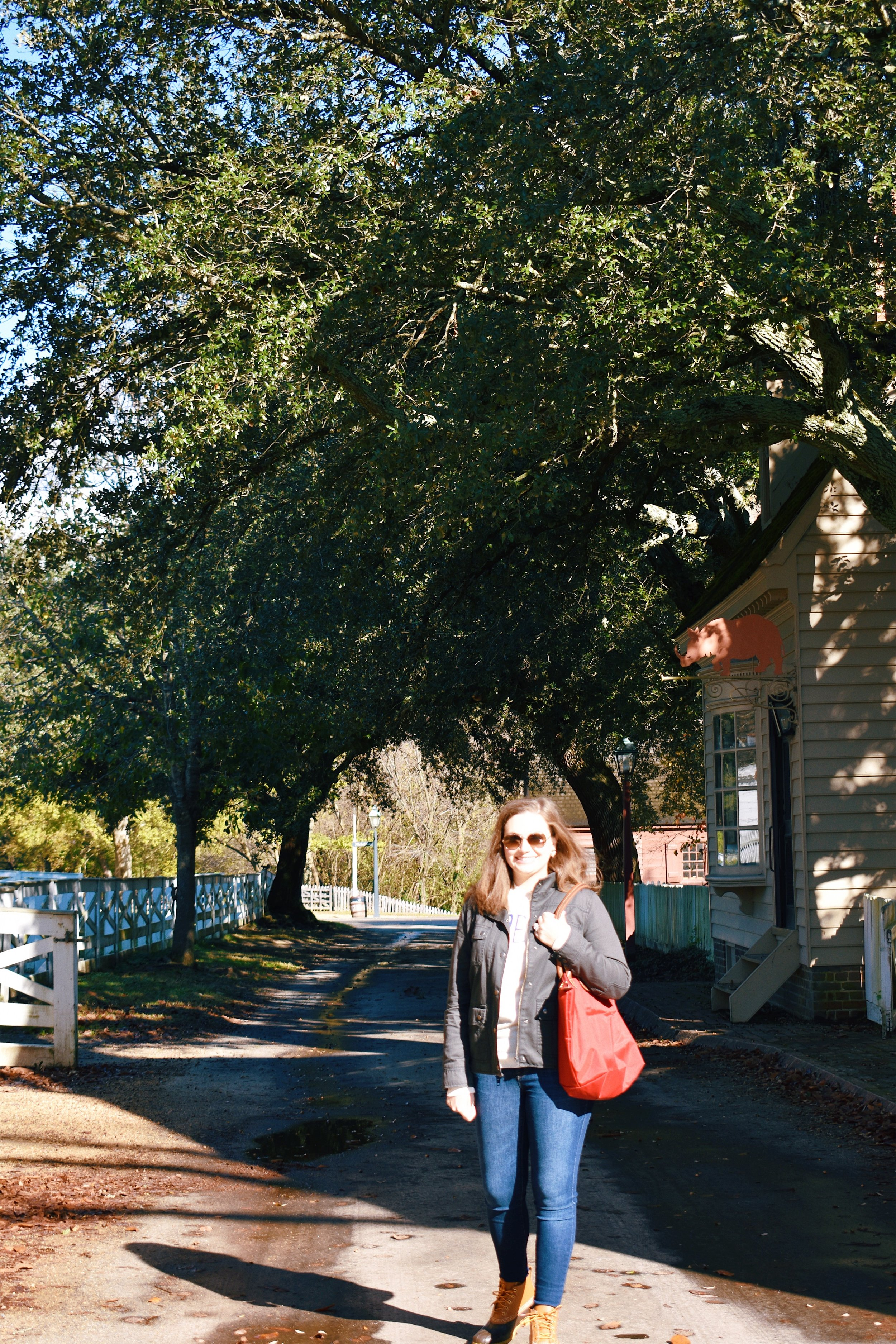 A day in Colonial Williamsburg
