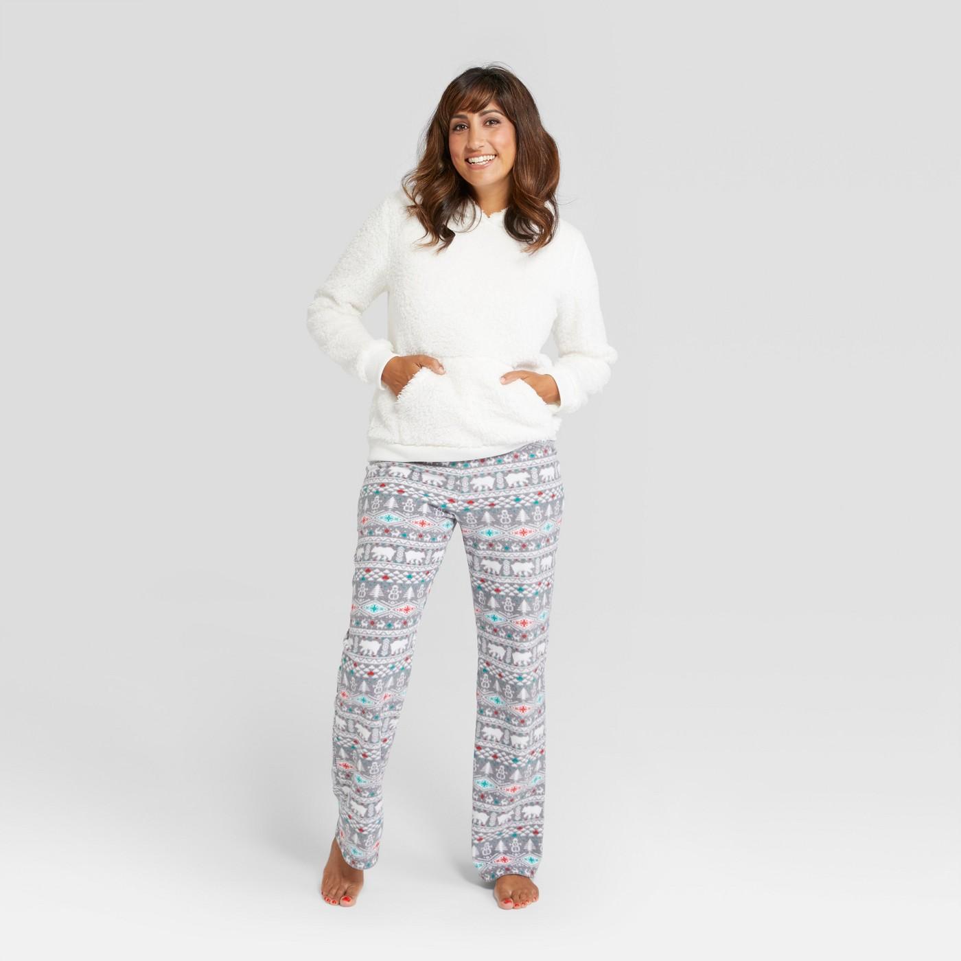 Fleece Christmas Pajamas