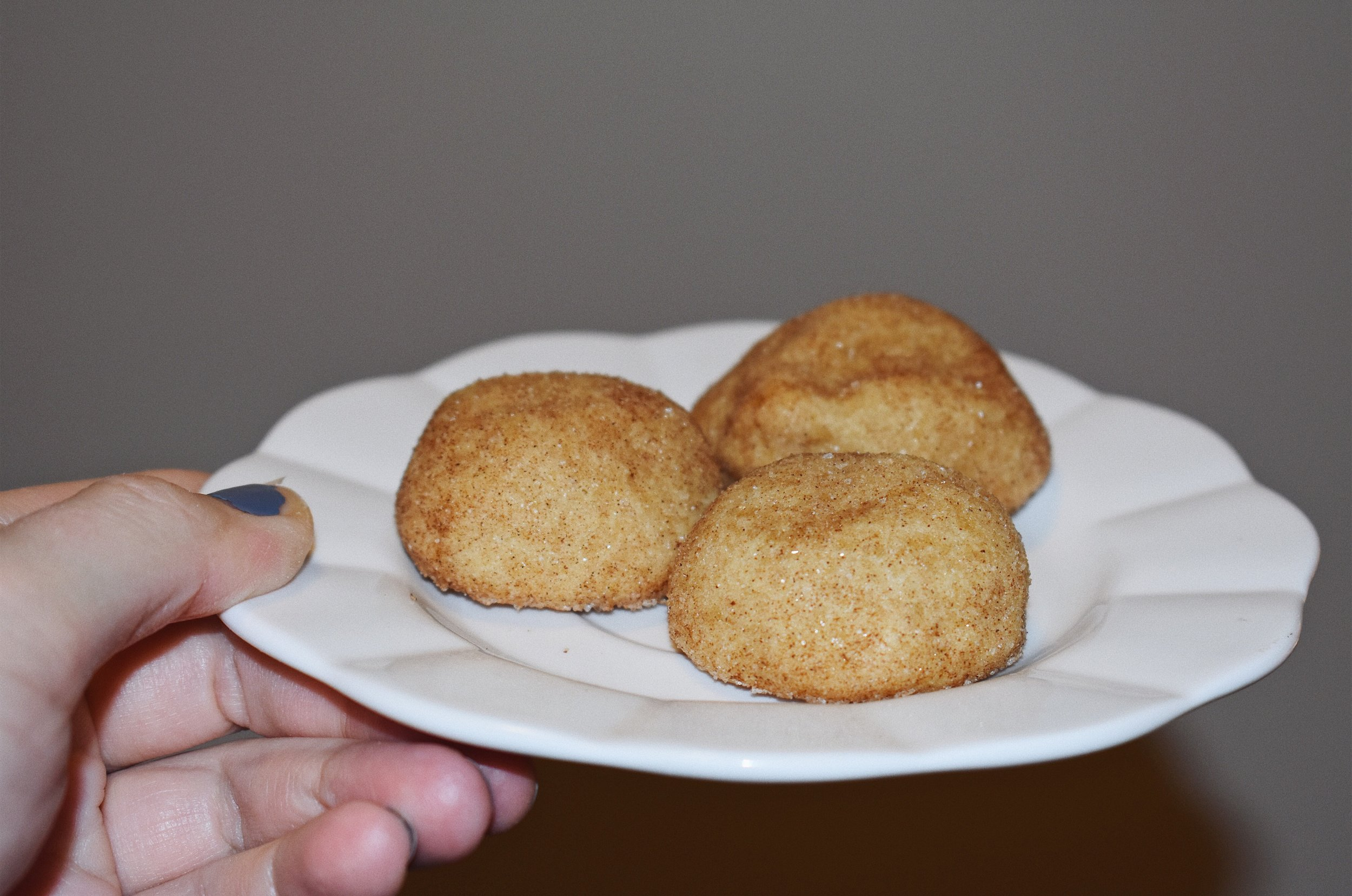 The World's Best Snickerdoodles