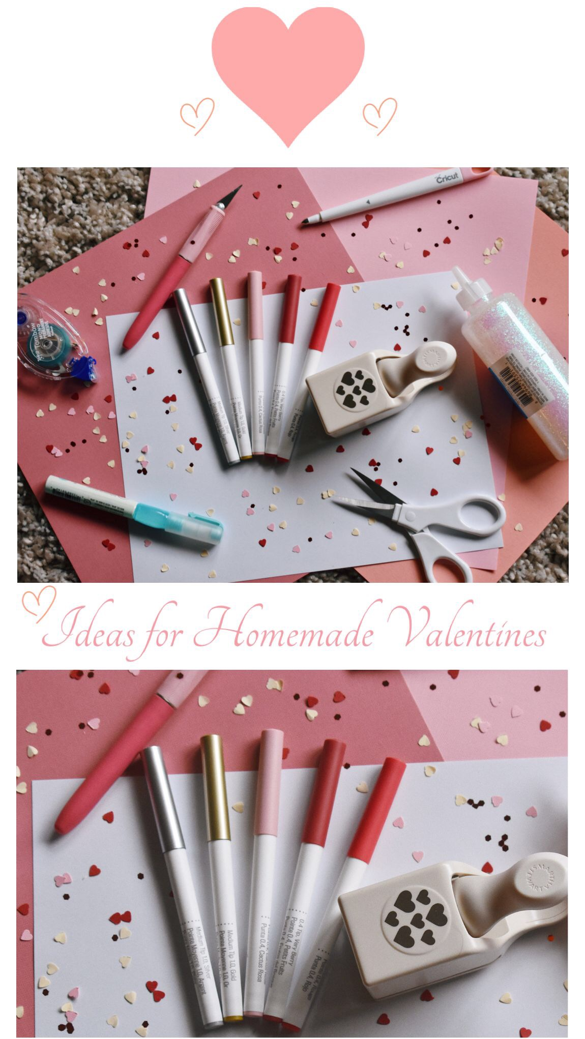 Ideas for Homemade Valentines