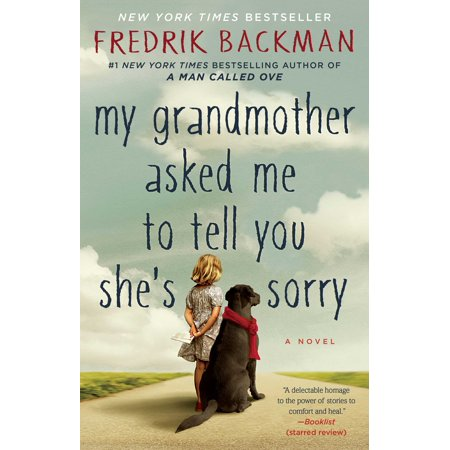 my grandmother asked me to tell she's sorry