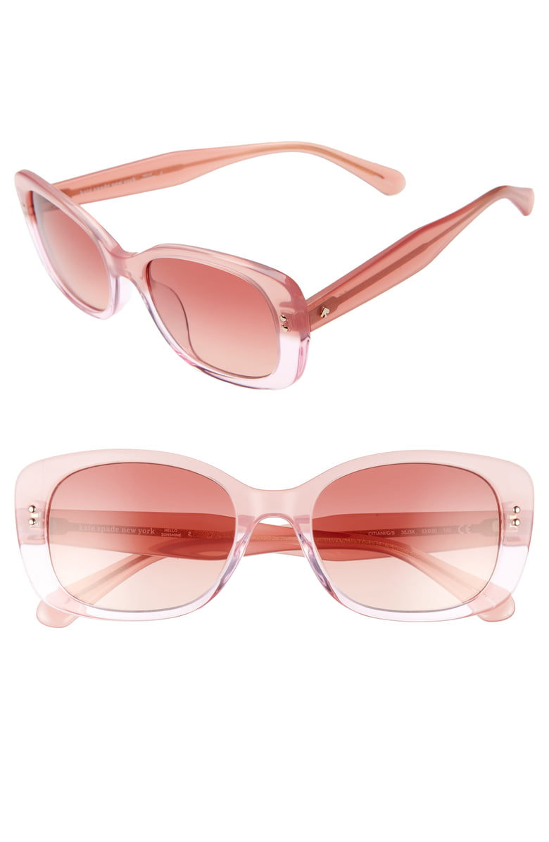 Kate Spade Pink Sunglasses