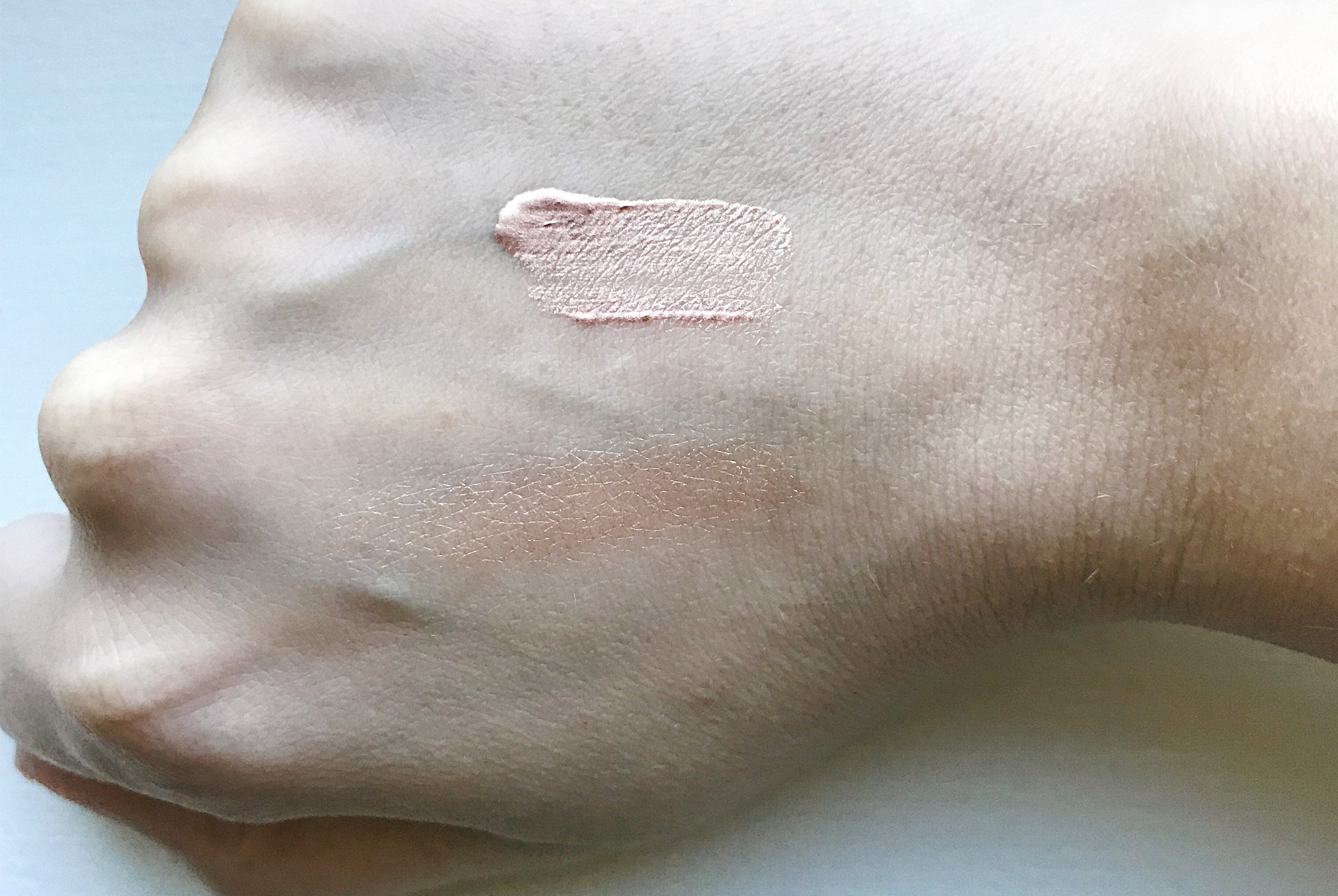 Glossier Nightshine in Platinum Rose