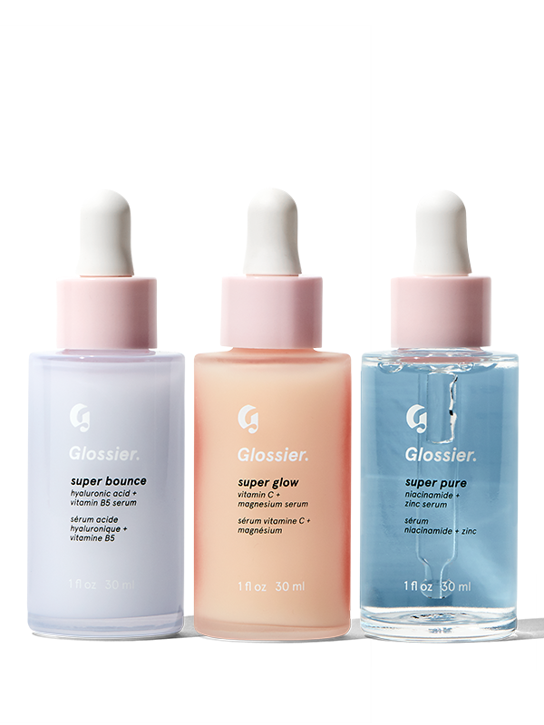 New Glossier Supers