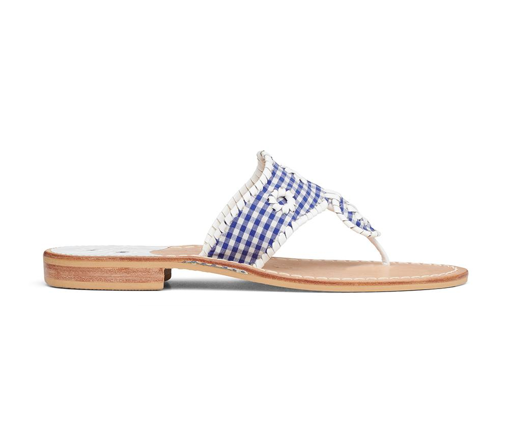 Gingham Jack Rogers