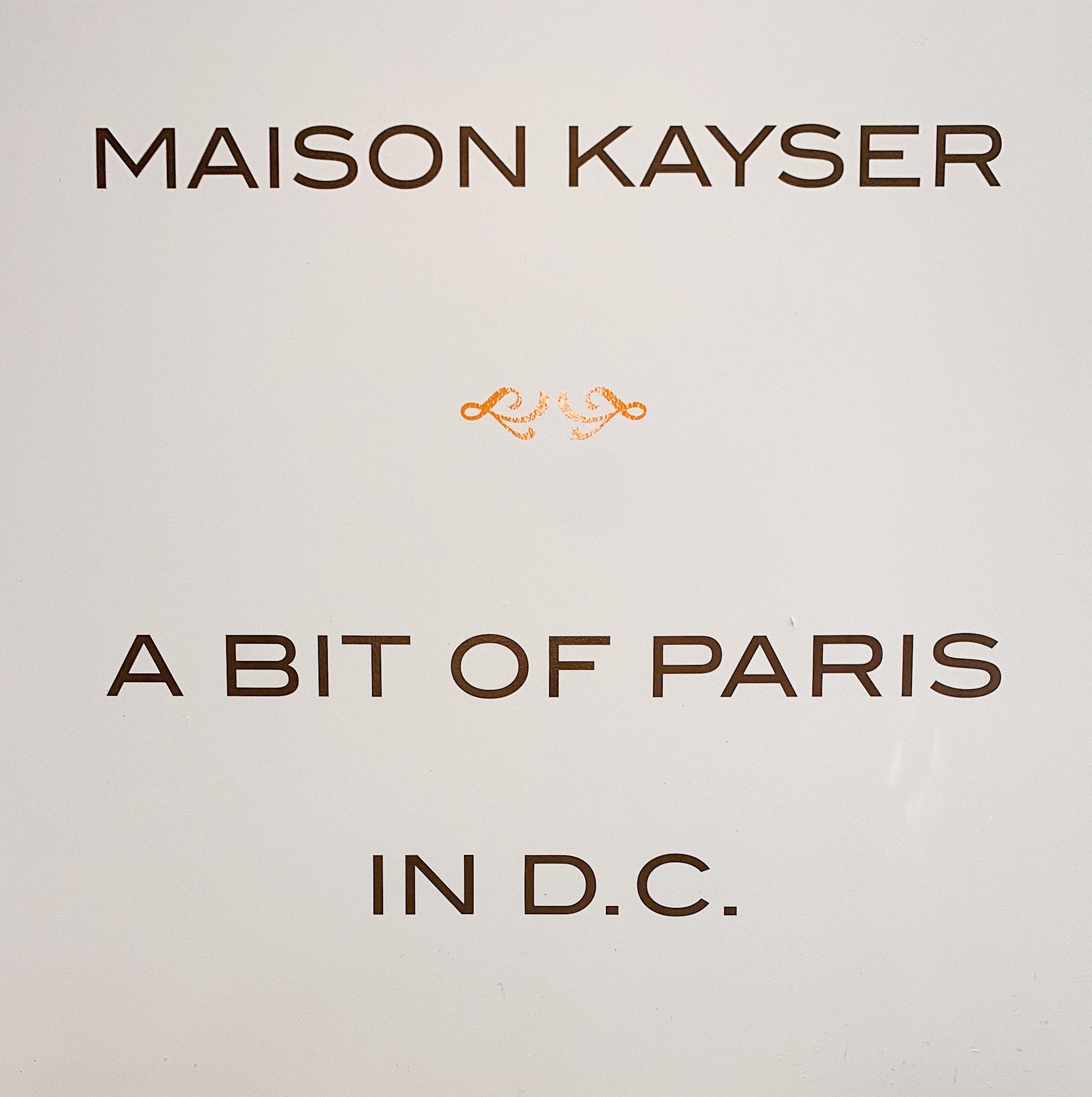 Maison Kayser D.C.