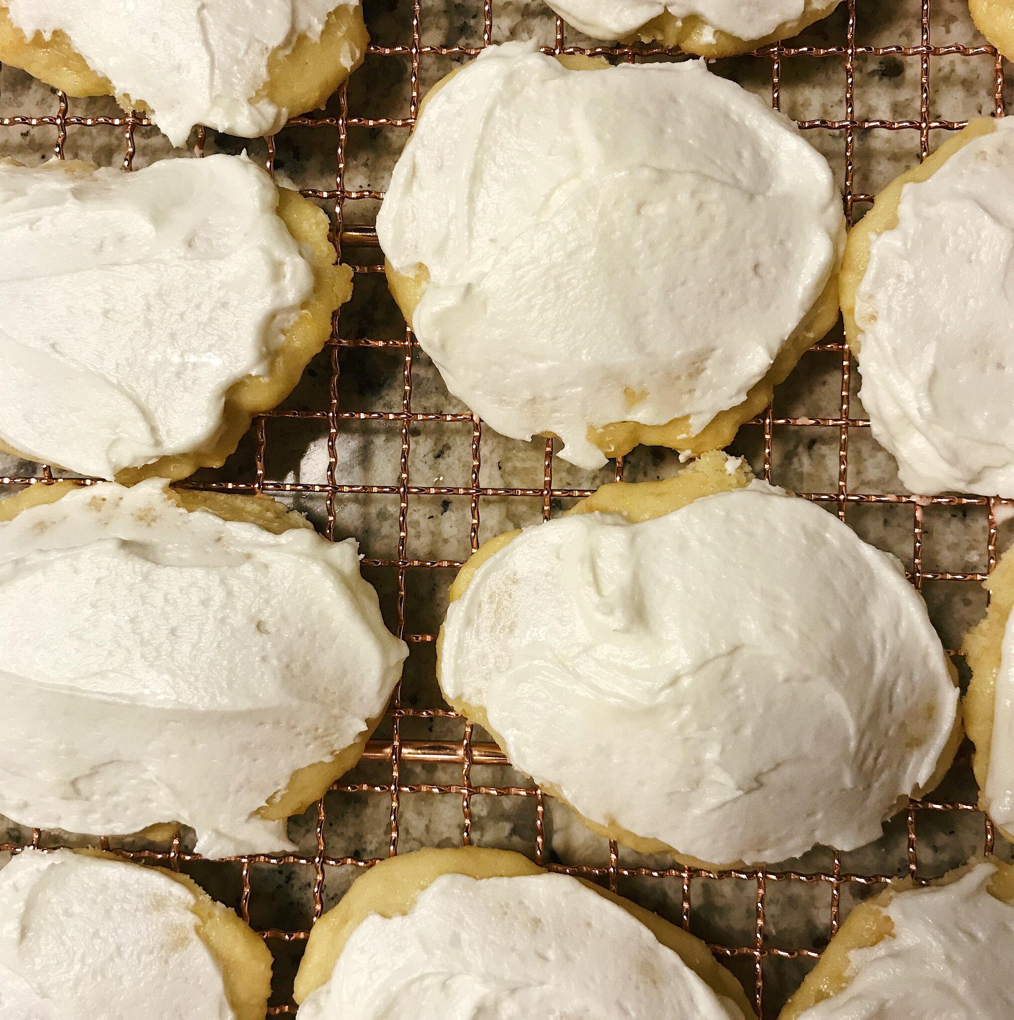 Nordstrom's Lemon Ricotta Cookies