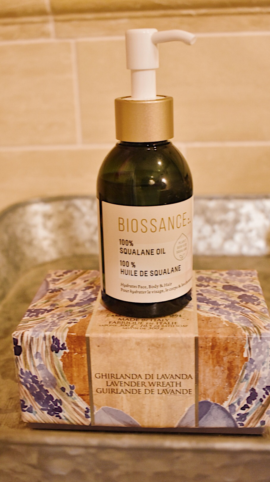 review of Biossance squalane oil
