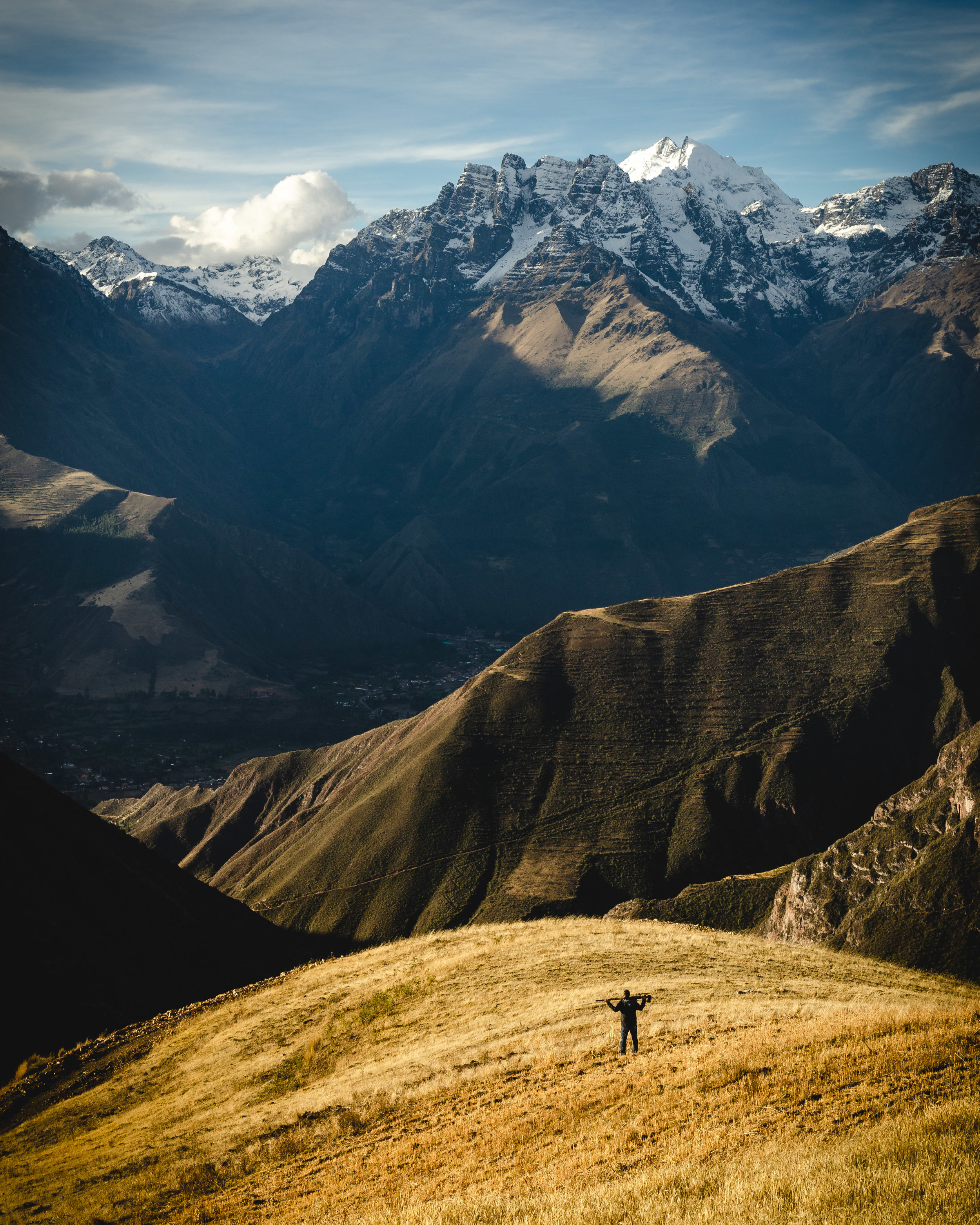 Salt Mines, Andes Mountains and Quechua Farmers - Photography day tour from Cusco
