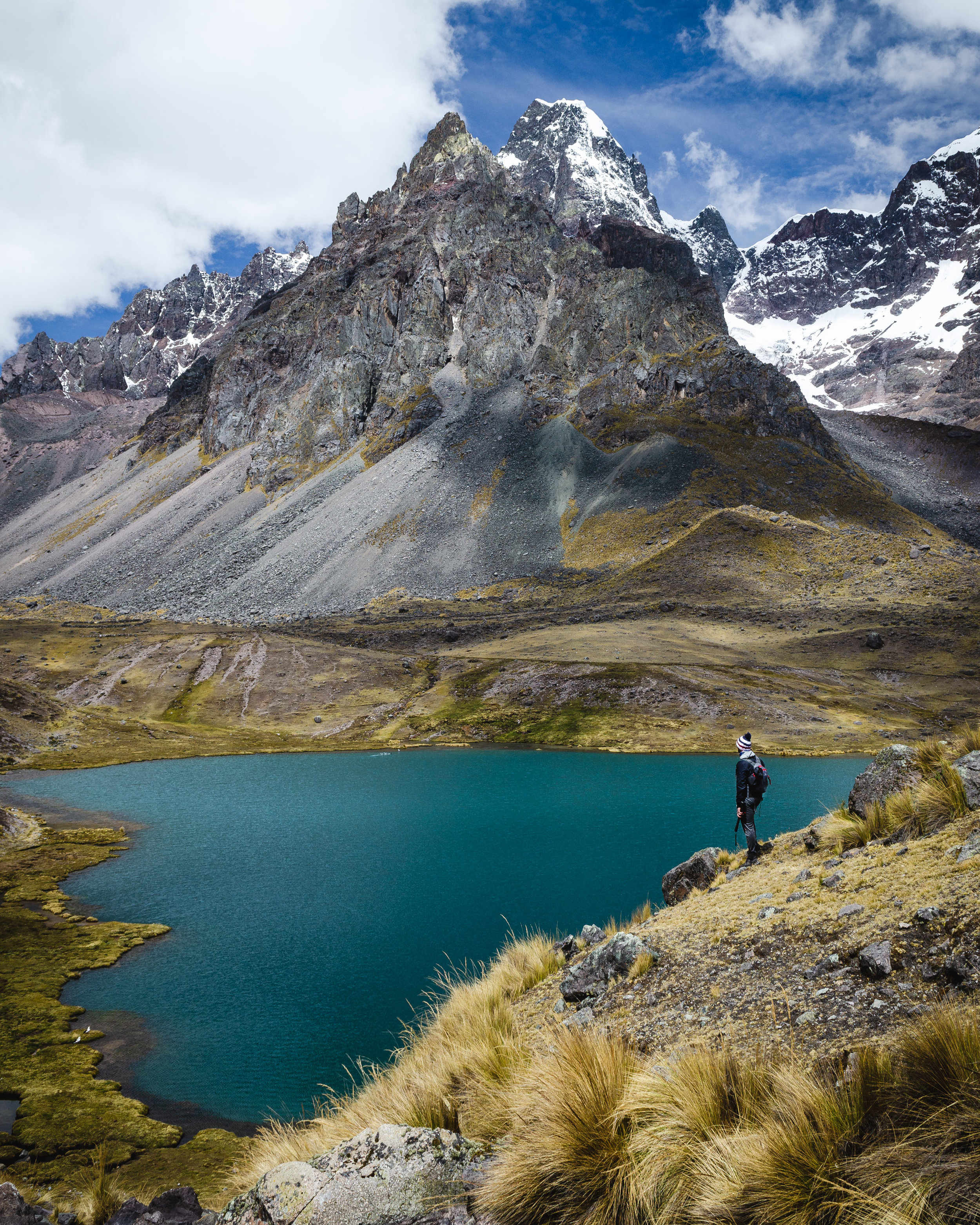 the 7 lagoons of ausangate - Full Day Tour from Cusco