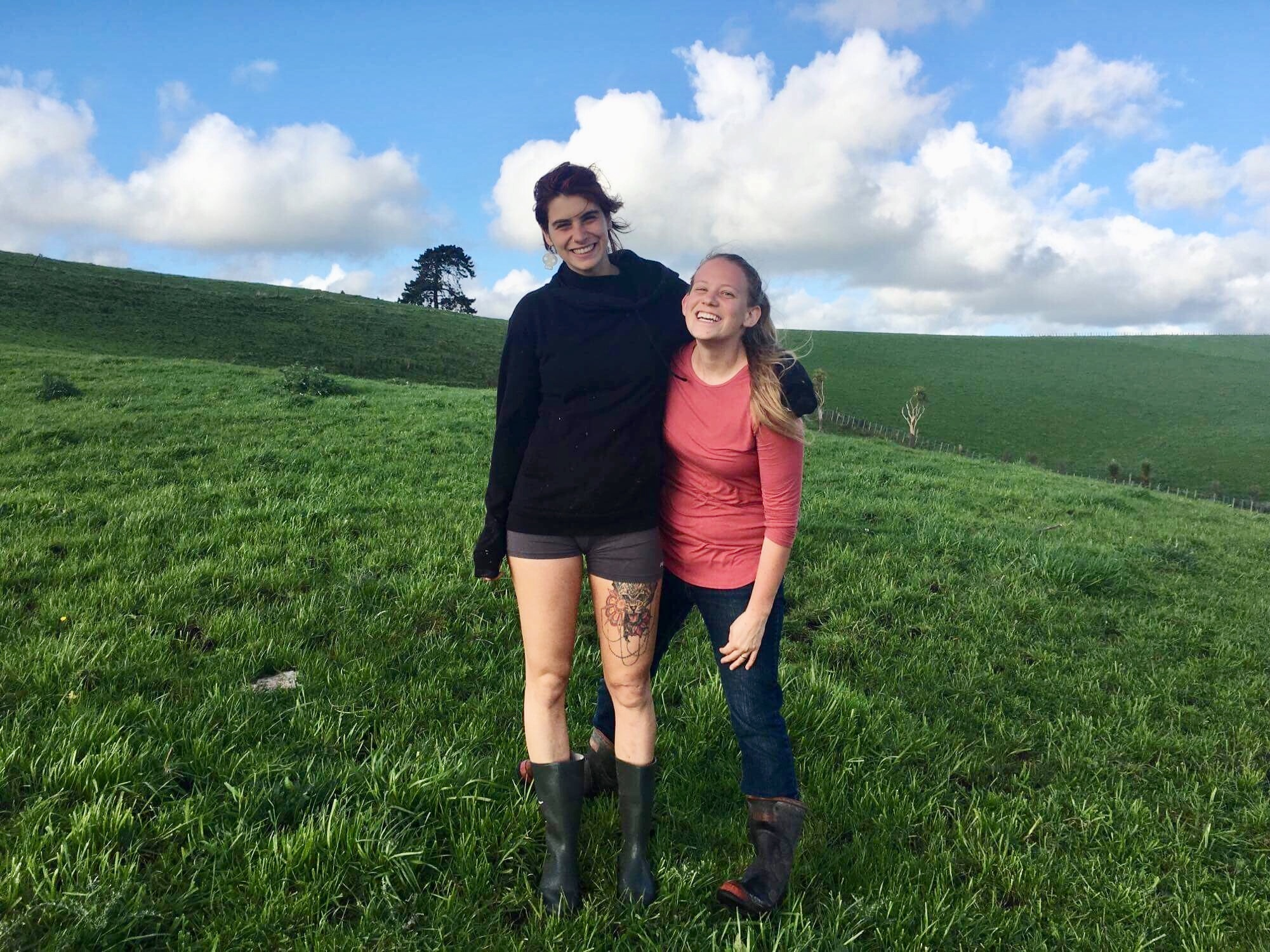 Ever wondered what it might be like to WWOOF on Mingiroa Farm? Emily Damgali (Maine, USA) shares her thoughts on life on the farm in the guest post below.