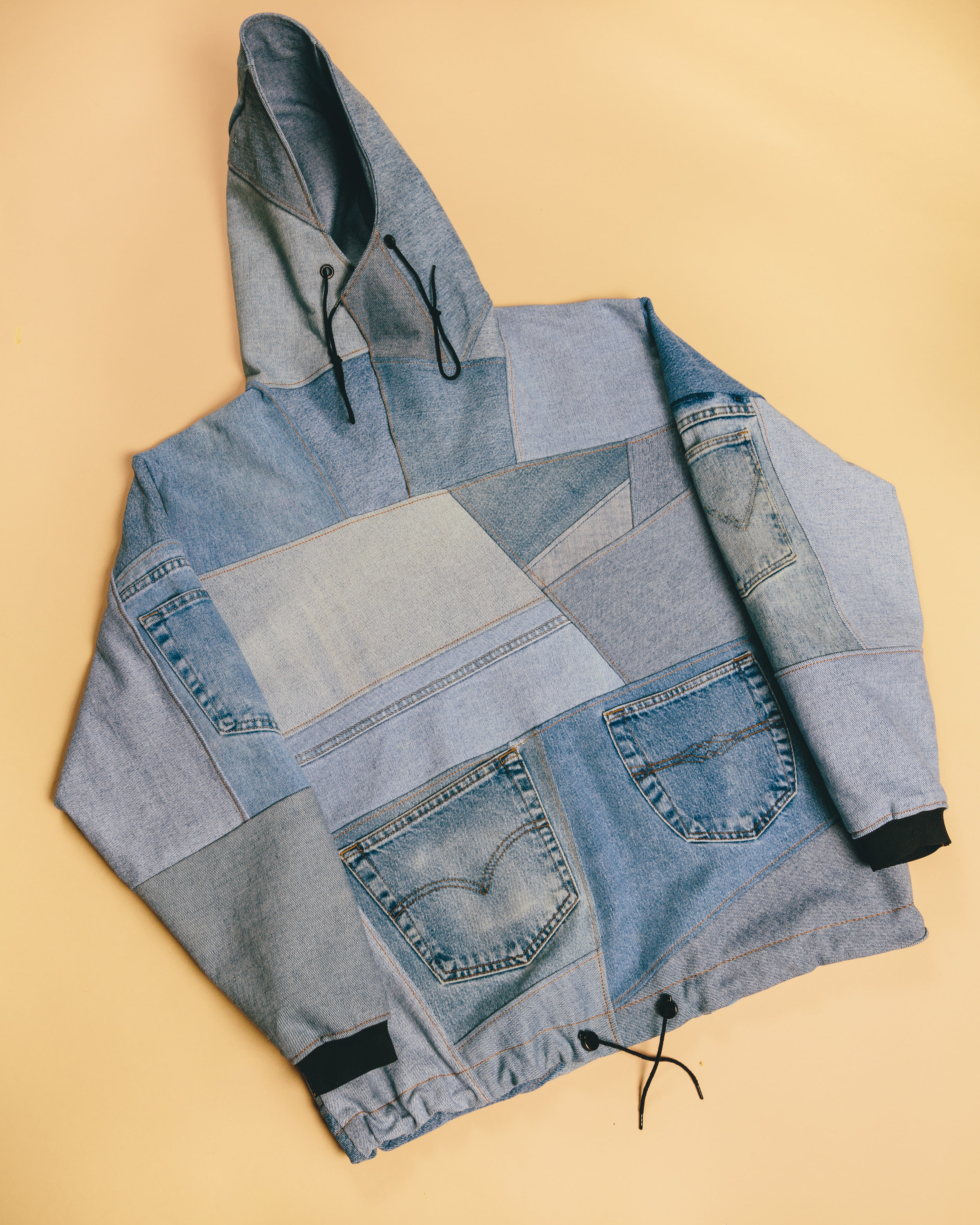 Jean Anorak - 1 of 1 inspired by military anorak's
