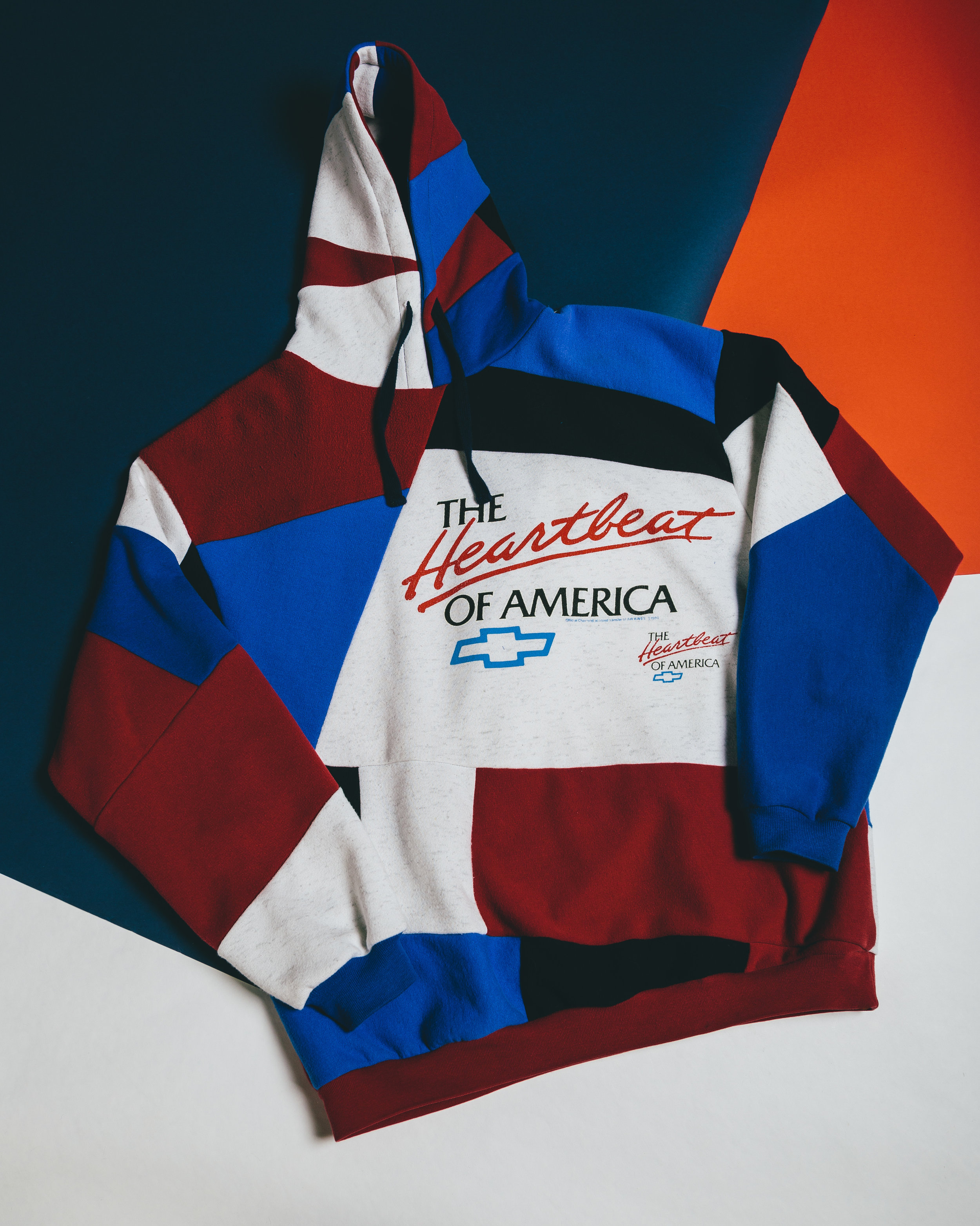 Heartbeat of America - Inspired by old school box Chevys and the way that classic cars are timeless pieces of art