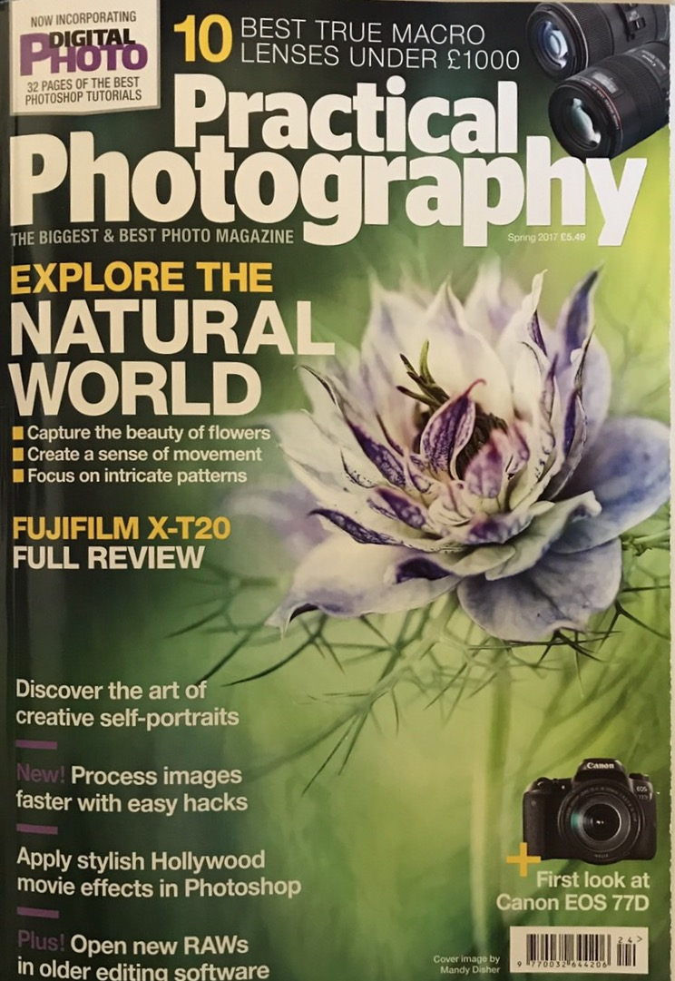 Practical Photography, UK photography magazine