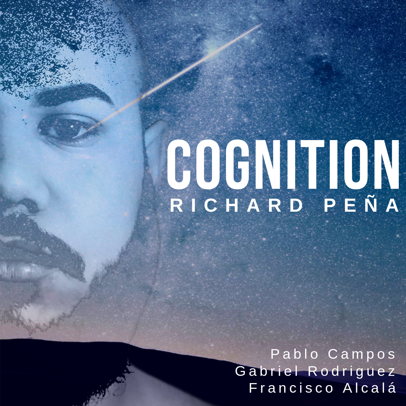 "Cognition (Single) - ""One of the most impressive things about Peña's musicianship is indeed the fact that his guitar"