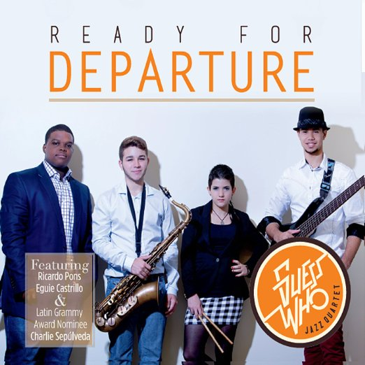 "Ready For Departure (Album) - Richard's first production experience was at age 15 as a bass player for the teen music group ""Guess Who Jazz Quartet. Their album won ""Best New Production"" at  the Fox USA Latin Music Awards in 2015. Description: ""They represent the faces of a new generation of Puerto Rico Jazz virtuosos. Still all in their teens, each one of the members demonstrates in their improvisations maturity well beyond their years; they play like seasoned veterans."""