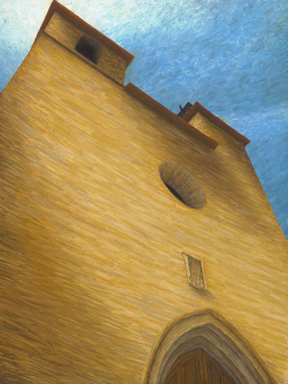 Eglise de St Léger, Seillans