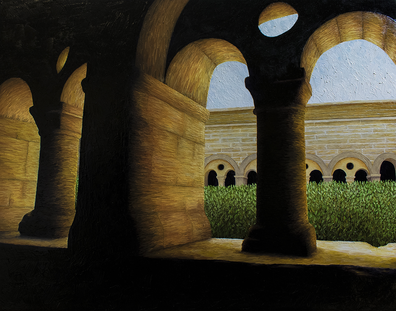 Arches à Thoronet