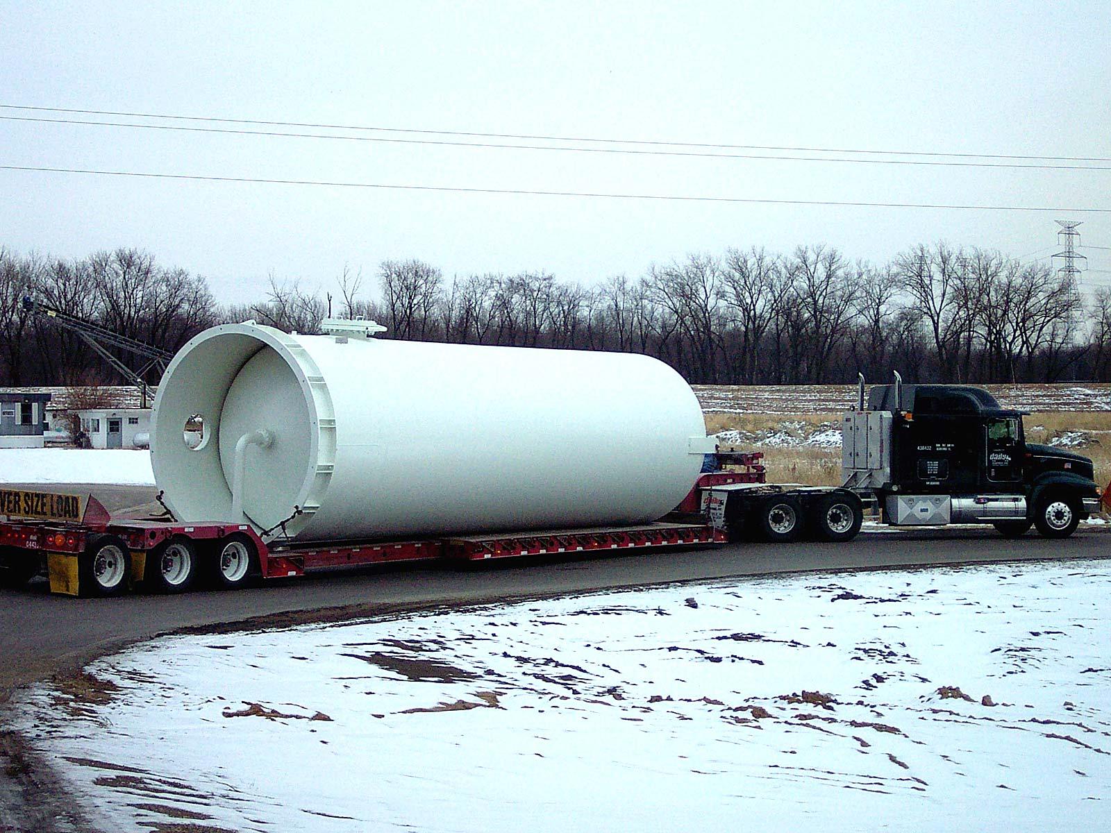 Ethanol Process Vessel