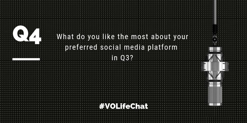 Question 4. What do you like the most about your preferred social media platform in Q3?