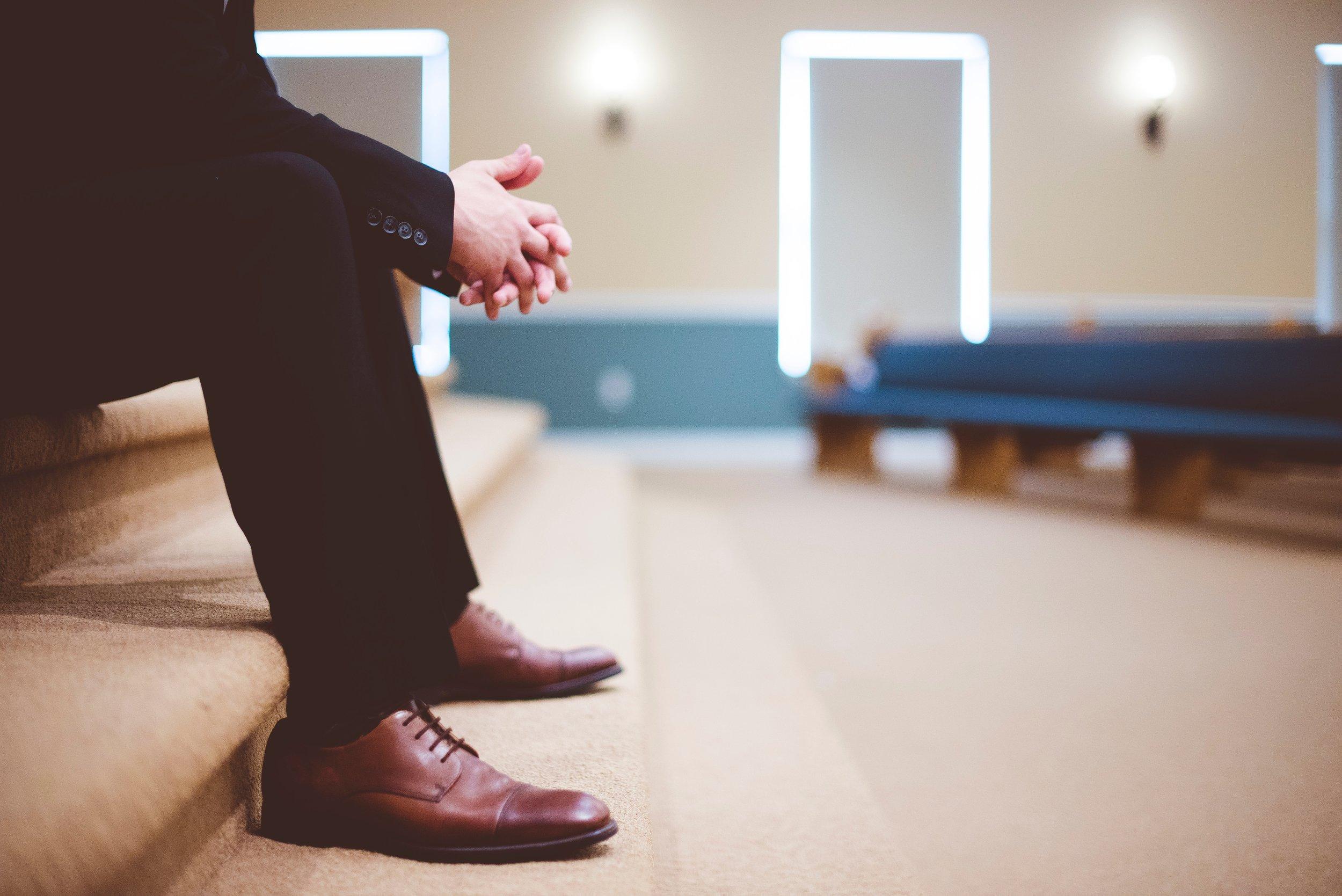 Men's Prayer -