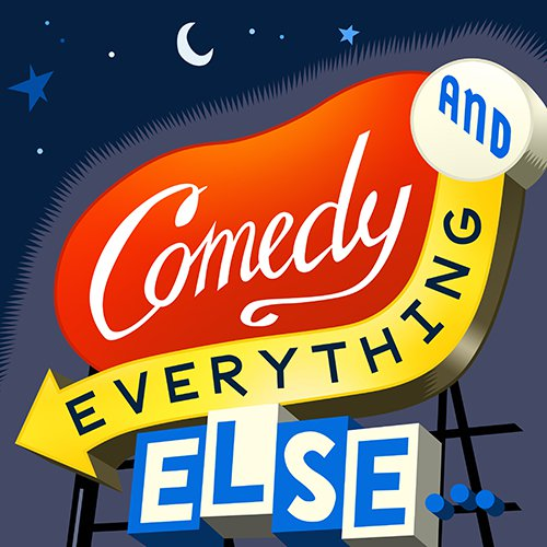 Comedy and Everything Else...Episode 87 with Janet Varney(19 April 2010) - Guest Janet Varney drops by to talk about religion, improv, sketch groups, and more!