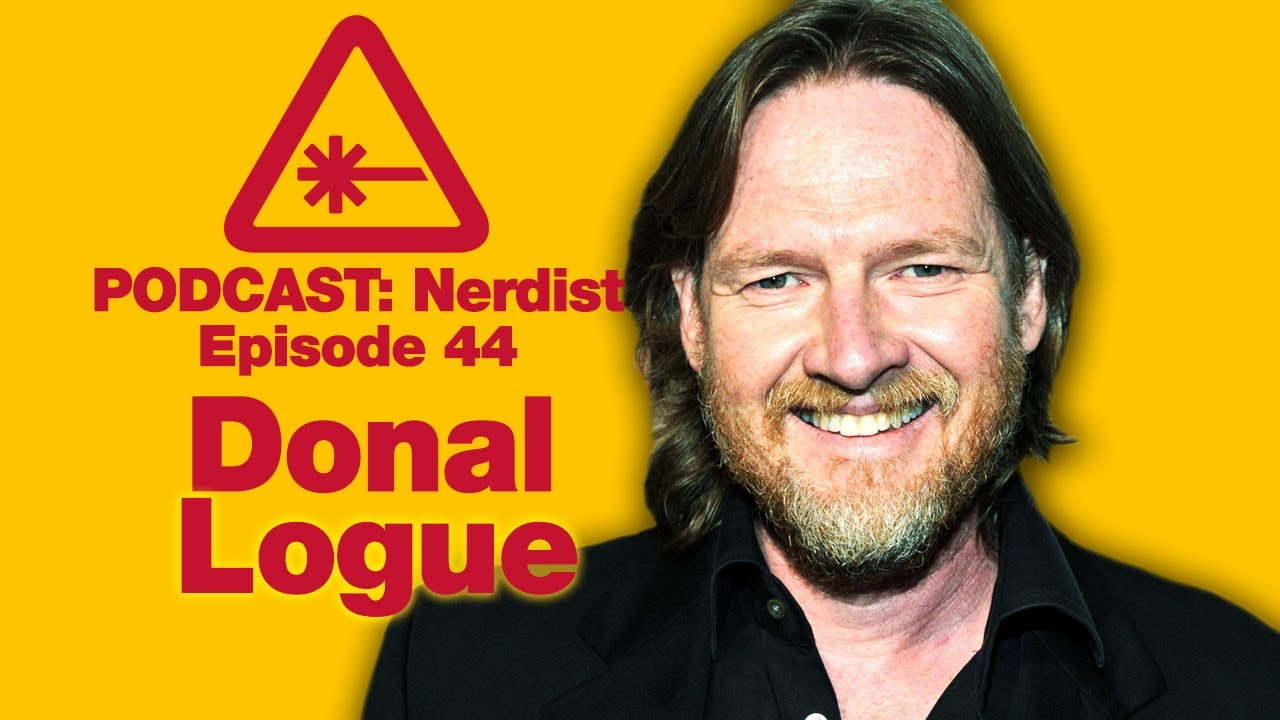 """The Nerdist PodcastEpisode 44: Donal Logue(November 8th, 2010) - Donal (Long 'O') Logue is currently one of my favorite TV shows, """"Terriers"""" (a show not about dogs) on FX. I want many people to watch this show so the network will make more, because that's how television works. (Somehow, I've still managed to make a campaign for a show I have nothing to do with all about me and what I want!) You may also recognize Donal from """"Grounded for Life,"""" """"The Tao of Steve,"""" """"Blade,"""" or from 90's era MTV as Jimmy the Cab Driver. Janet Varney (""""Dinner & a Movie"""" co-host, SF Sketchfest co-producer and Chris Hardwick co-habitator) also sits in."""