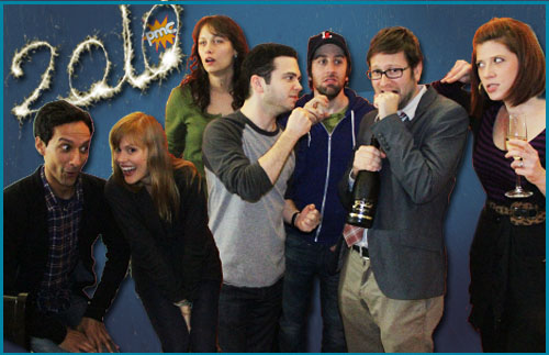 Pop My CulturePMC 31 (Part 1) Pop My Cork: The Year In Review(January 9th, 2011) - Cole, Vanessa, and five fantastic returning guests–Simon Helberg (The Big Bang Theory), Samm Levine (Freaks and Geeks), Danny Pudi (Community), Deanna Russo (Knight Rider), and Janet Varney (Dinner and a Movie)–talk about their favorite and least-favorite things of 2010 in this high-spirited and, uh, MUCH-spirited special episode, presented in two parts!