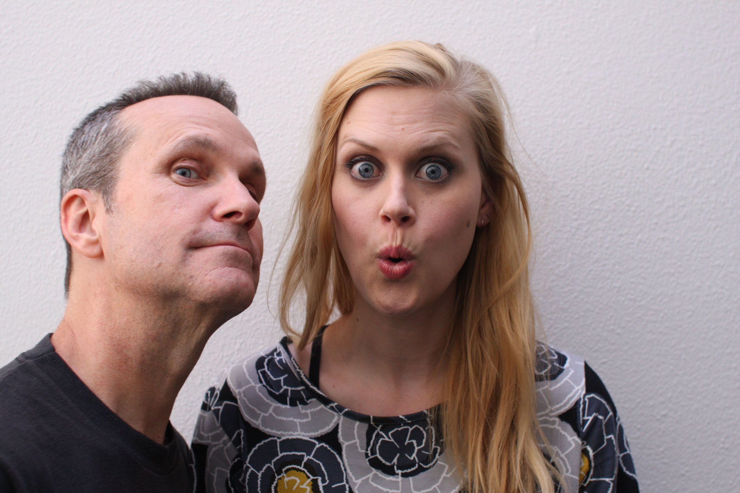 Never Not Funny: The Jimmy Pardo Podcast#1614 Janet Varney(May 15th, 2015) - Freezing the frame with Janet Varney.