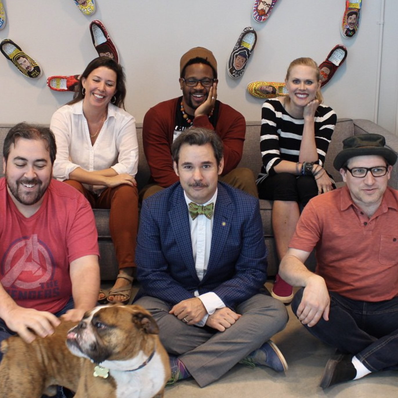 Spontaneanation with Paul F. Tompkins#12 The Waiting Room at An Oil Change Place(June 15th, 2015) - Paul F. Tompkins welcomes all his brothers he hasn't met yet, including women, back to Spontaneanation! This week Paul's special guest is hip-hop artist Open Mike Eagle! They chat about social anxiety, merch booths guidelines, and pizza day in high school. Paul is then joined by Janet Varney, Jean Villepique and Hal Lublin to improvise a story set in the Waiting Room at An Oil Change Place. As always, the sensational Eban Schletter scores it all on piano!