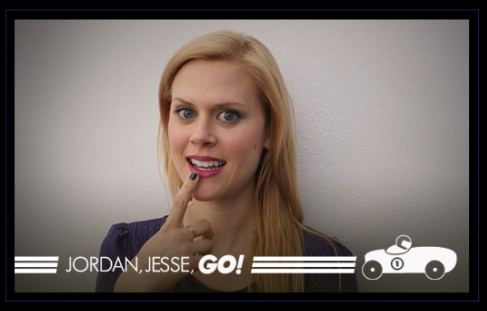 Jordan, Jesse, Go!Episode 367: Strong Genre Preferences with Janet Varney(March 9th, 2015) - Janet Varney joins Jordan and Jesse for a discussion of year-round gourds, Purim dancing, and whistle candy.