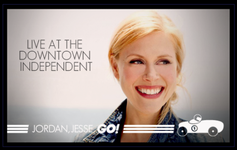 Jordan, Jesse, Go!Episode 335: Live at the Downtown Independent with Janet Varney(July 28th, 2014) - Janet Varney joins Jordan and Jesse at their live show with My Brother, My Brother and Me at the Downtown Independent in Los Angeles.