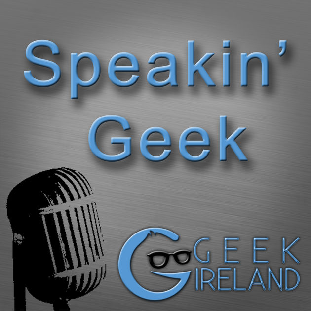 Speaking' GeekSpeakin' Geek with Janet Varney!(April 5th, 2016) - On this weeks episode of Speakin' Geek Graham sits down with Janet Varney, actress, comedian and SF Comedy Festival co-founder. They discuss her origin, her love of comedy and Steve Martin and then they geek out all about her iconic portrayal of Avatar Korra in The Legend of Korra.