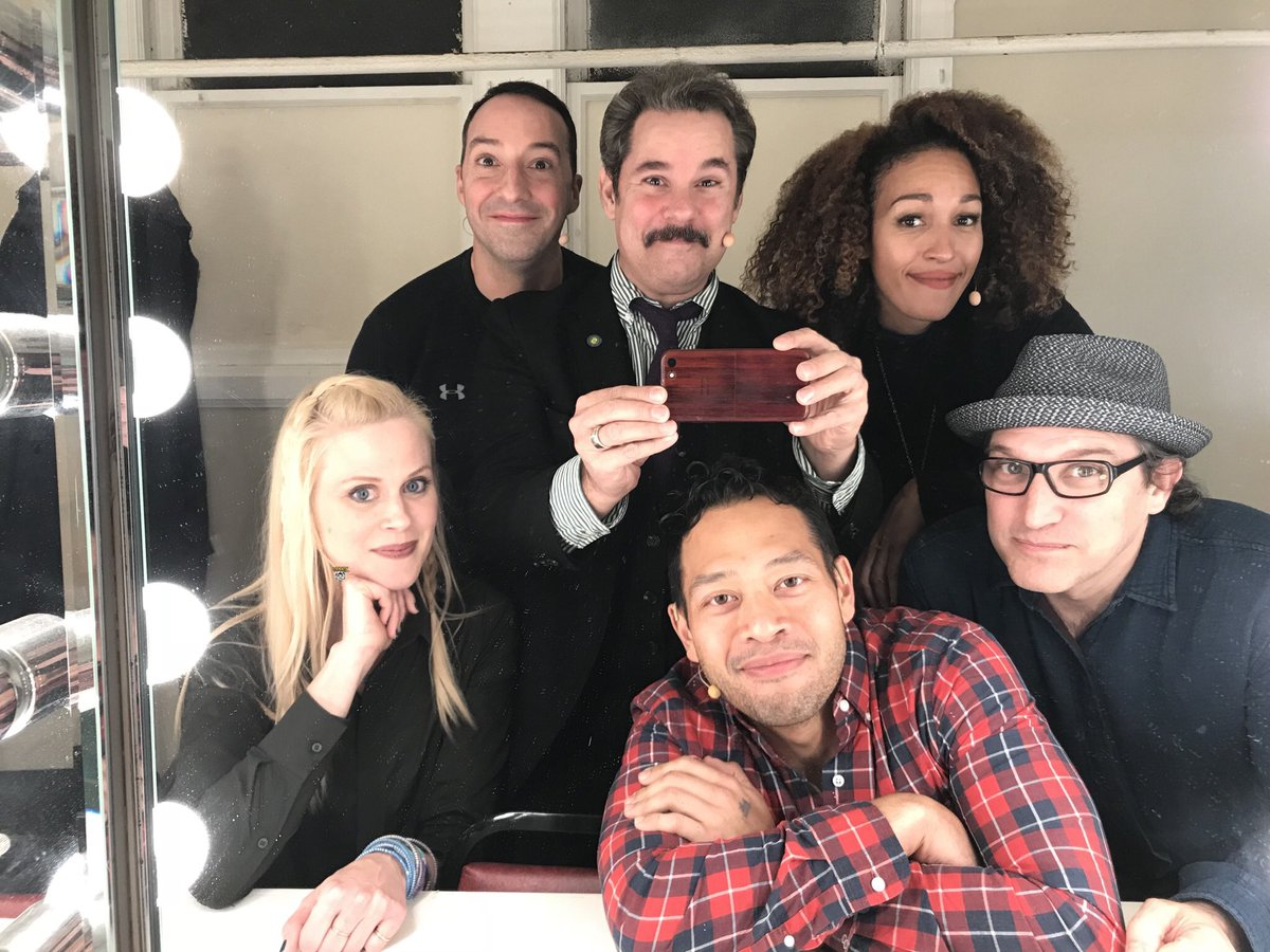 Spontaneanation with Paul F. Tompkins#154.5 Baskin-Robbins – Live from SFSketchfest(March 7th, 2018) - As promised, Paul F. Tompkins releases the damaged audio from the 2018 San Francisco SketchFest featuring special guests Tony Hale, Eugene Cordero, Tawny Newsome, Little Janet Varney, and Eban (only the best) Schletter on piano.