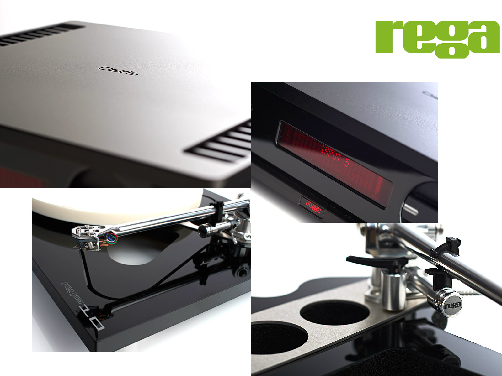 Images by Rega Research, edited by Funall Audio
