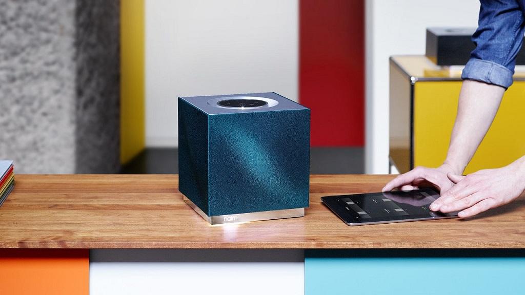 Wireless speaker -