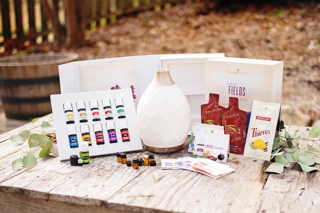 Young Living's Desert Mist Starter Kit