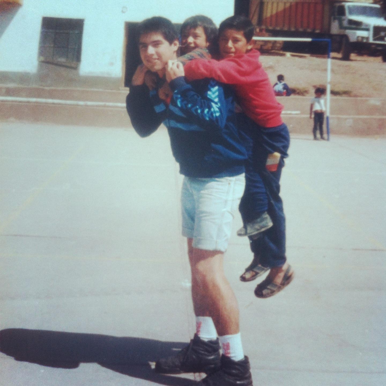 Andahuaylillas, Cusco. 1993