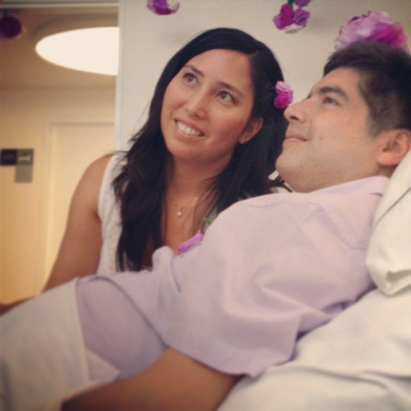 Nos casamos. 2013
